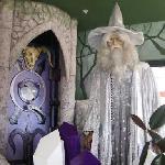 Wizard in que area