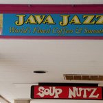 Foto Soup Nutz & Java Jazz