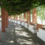 Constancia, Jardim