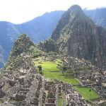 An Amazing Day at Machu Picchu
