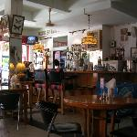A's Coffee Shop内