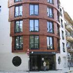 The Modus Hotel in Varna, Bulgaria.