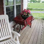 House porch decor