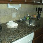 kitchen, nice granite countertops