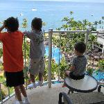 Ocean Tower Suite w/3 balconies Rm1121