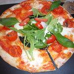 pizza/salad