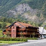 The Flamsbrygga Hotel, Flam