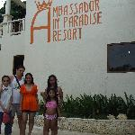 Ambassador in Paradise Resort-bild