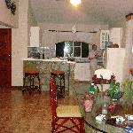 Villa 2c kitchen