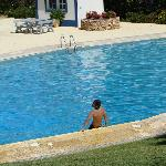 piscina mouragolf