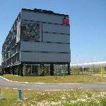 The CitizenM Horel from Schiphol