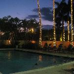 The Doubletree Pool