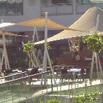 Hauptrestaurant Outdoor