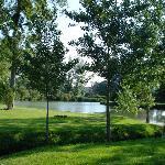 Domaine de Presle gardens