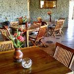 Restaurant und Lobby