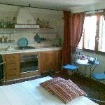 Penthous suite with terrace