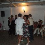 serata danzante all'hotel