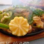 Seafood Fajita