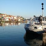 Fishing port in St. Jean de Luz