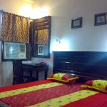 Beds, A/C, Dressing table in all rooms