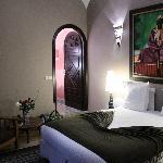 Africa room - bedroom