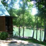cabin at 2 rivers