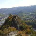 Blick über Cochem