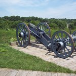 Foto de Fort Meigs Ohio's War of 1812 Battlefield