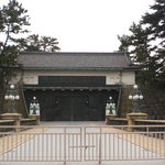 gates to Imperial Palace