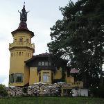 Foto de Hotel Schloss Hubertushohe