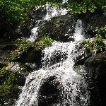 Hike at Dark Hollow Falls