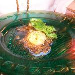 scallop shells on lents