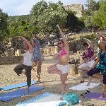 Yoga at Kaunos