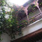 tamkast courtyard