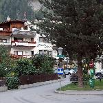 Street view of the Hotel Zillertalerhof, Mayrhofen