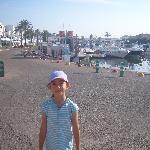 Lillie at Marina