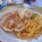 Lunch again