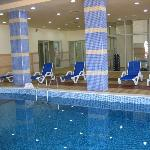Inside Pool & Gym