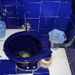 foul bathroom