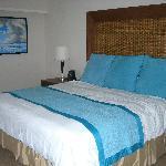 Beachfront Deluxe Hotel Room - on the beach