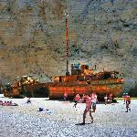 Navagio Beach (Shipwreck Beach)
