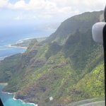 One of the views of Na'Pali