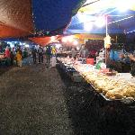 Gerik night market