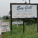 Sea Gull restaurant