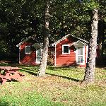 Cabins 1 & 2