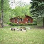 Cabin where we stayed
