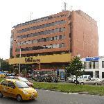 hotel from Avenida 15