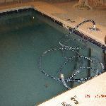 """:Swimming"""" pool (if you dare)"""