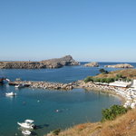 pallas beach lindos