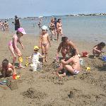 animazione in spiaggia